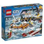 レゴジャパン 60167 レゴ(R)シティ 海上レスキュー隊と司令基地 【LEGO】