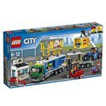 レゴジャパン 60169 レゴ(R)シティ レゴ(R)シティ配送センターとコンテナトラック 【LEGO】