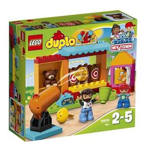 レゴジャパン 10839 レゴ(R)デュプロ デュプロ(R)のまち まとあて 【LEGO】【デュプロ】