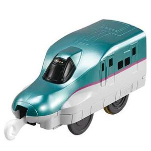 タカラトミー テコロでサウンドプラレール E5系新幹線はやぶさ 【プラレール】