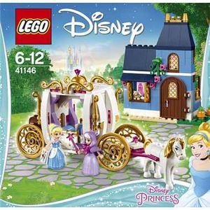 レゴジャパン 41146 レゴ(R)ディズニー シンデレラ 12時までのまほう 41146 【LEGO】