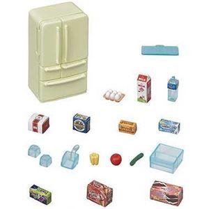 エポック シャ(イッパン) カー422 冷蔵庫セット(5ドア) 【シルバニア】