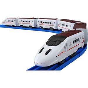 タカラトミー いっぱいつなごう新800系新幹線6両編成セット