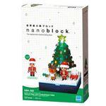 カワダ NBH_168 ストーリーズコレクション 光ファイバーLED+クリスマスツリー 【知育玩具】