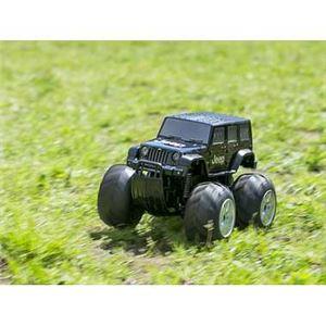 シーシーピー 7981-BK ラジオコントロール W-DRIVEプラス ジープラングラー