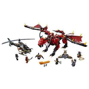 レゴジャパン 70653 伝説のエレメント・ドラゴン:メリュジーナ 【LEGO】