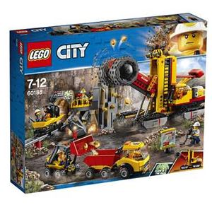 レゴジャパン 60188 レゴ(R)シティ ゴールドハント 採掘場 【LEGO】の画像1