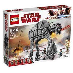 レゴジャパン 75189 レゴ(R)スター・ウォーズ ファースト・オーダー ヘビー・アサルト・ウォーカー 【LEGO】の画像1