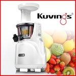 クビンス(Kuvings)サイレントジューサー ホワイト JSG-150