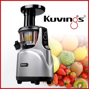 クビンス(Kuvings)サイレントジューサー シルバー JSG-150