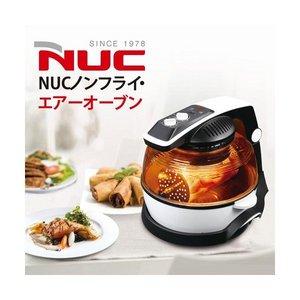NUCノンフライ・エアーオーブン NU-100 - 拡大画像