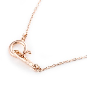 アコヤ真珠 ネックレス K10 ピンクゴールド 約7mm 約7ミリ 40cm 長さ調節可能(アジャスター付き) 真珠 あこや真珠