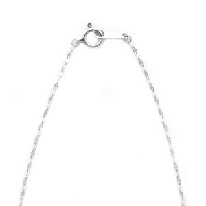 アコヤ真珠 ネックレス パールネックレス K18 ホワイトゴールド 約5mm 約5ミリ珠 5個 あこや真珠 ペンダント シンプル パール 本真珠 h02