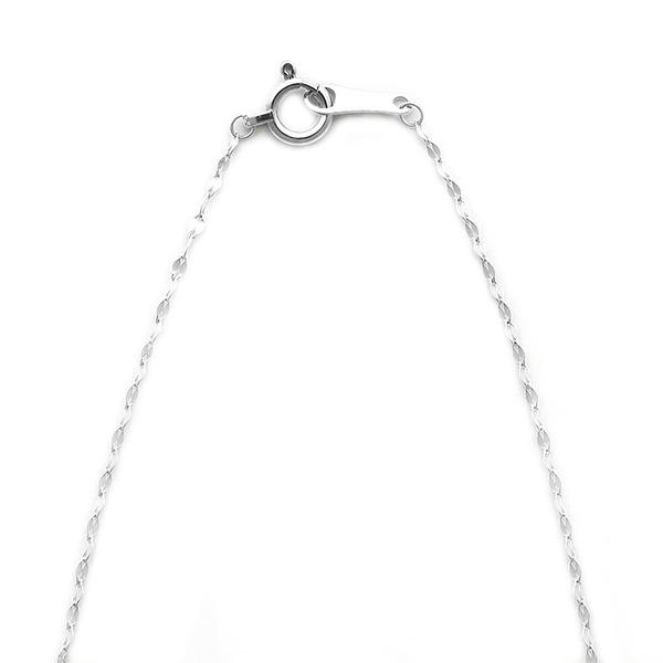 アコヤ真珠 ネックレス パールネックレス K18 ホワイトゴールド 約5mm 約5ミリ珠 3個 あこや真珠 ペンダント シンプル パール 本真珠