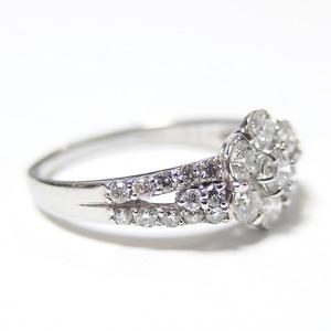 ダイヤモンド リング 0.8ct プラチナ P...の紹介画像2