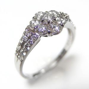 ダイヤモンド リング 0.8ct プラチナ P...の紹介画像3