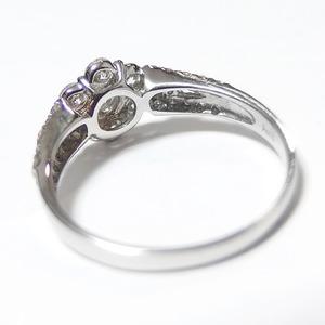 ダイヤモンド リング 0.8ct プラチナ P...の紹介画像4