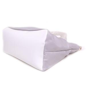 アンシェリ ヴィフ トートバッグ  ホワイトグレー vif055 パレット 2WAY ショルダーバッグ ハンドバッグ レディース