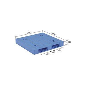パレット LX-1111R2-4 ブルー