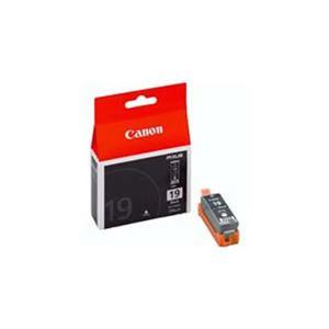 (業務用5セット)【純正品】 Canon キャノン インクカートリッジ/トナーカートリッジ 【BCI-19 BK ブラック】 ×5セット