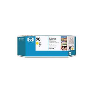 (業務用3セット) 【 純正品 】 HP C5057A HP 90 プリントヘッド/クリーナー イエロー