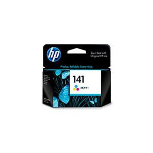 【純正品】 HP CB337HJ HP141プリントカートリッジ カラー