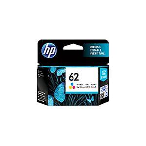 【純正品】 HP インクカートリッジ 【C2P06AA HP62 カラー】