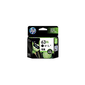 (業務用5セット) 【純正品】 HP インクカートリッジ/トナーカートリッジ 【F6U64AA HP63XL BK ブラック】 増量 - 拡大画像