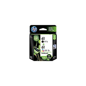 【純正品】 HP インクカートリッジ/トナーカートリッジ 【CR311AA HP61 クロ・カラー】 - 拡大画像
