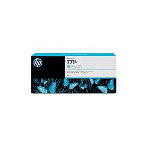 【純正品】 HP B6Y04A HP771B インクカートリッジ ライトシアン