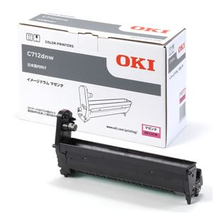 (業務用3セット) 【純正品】 OKI DR-C4CM イメージドラム マゼンタ