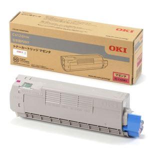 (業務用3セット) 【純正品】 OKI TC-C4DM1 トナーカートリッジ マゼンタ