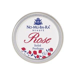 NO-MU-BA-RAボーテ ローズソリッドパフューム(練香水・リップクリーム)