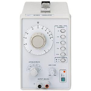 A&D(エーアンドデイ)電子計測機器 オシレーター(1MHz)AD-8626