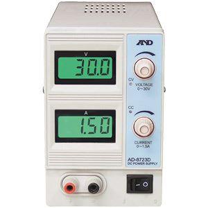 A&D(エーアンドデイ)電子計測機器 直流安定化電源(30V、1.5A)AD-8723D