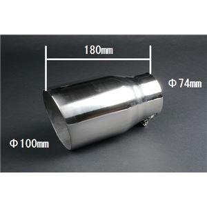 マフラーカッター [16] S2000 ホンダZ インスパイアの詳細を見る