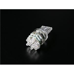 LED24発バックランプバルブT20 ミラ L250S L260S 白