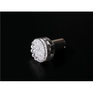 LED24発バックランプバルブ S25 デミオ DW3W DW5W 白