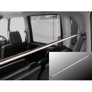 リアピラーバー輸入車 Volkswagen(フォルクスワーゲン) Polo(ポロ) 6NAの詳細を見る