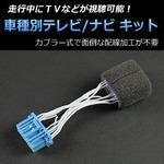 ホンダ オデッセイ RB1/RB2 専用 TV/NVキット テレビナビキット