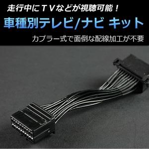 ホンダ オデッセイ RA3/RA4/RA5 専用 TV/NVキット テレビナビキット TNK-H4-25の詳細を見る