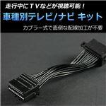 ホンダ モビリオスパイク GK1/GK2 専用 TV/NVキット テレビナビキット TNK-H4-81