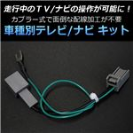 ホンダ 専用 TV/NVキット テレビナビキット TNK-HD1-01