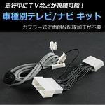 トヨタ プリウスα ZVW40W/ZVW41W 専用 TV/NVキット テレビナビキット