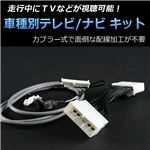 トヨタ ランドクルーザー200 UZJ200W 専用 TV/NVキット テレビナビキット