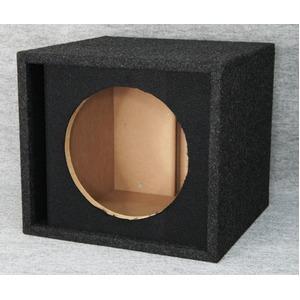 10インチ(25cm)ウーハー1発用ポーテッドボックスの詳細を見る