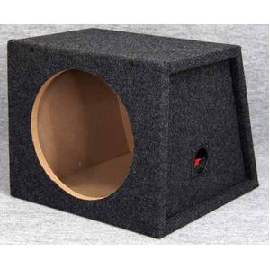 10インチ(25cm)ウーハー1発用シールドボックスの詳細を見る
