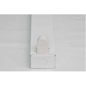 10台セット 直管LED蛍光灯用照明器具 トラフ型 20W形1灯用