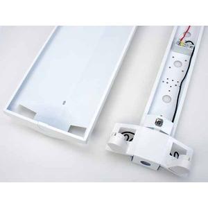6台セット 直管LED蛍光灯用照明器具 逆富士型 40W形2灯用