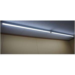 25本セット LED蛍光灯 直管40W形 6000K 昼光色 18W 回転口金 乳白カバー